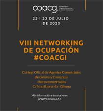 Networking PROFESIONAL DE OCUPACIÓN GIRONA #COACGI2020